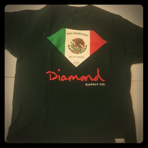 Diamond Supply Co. Other - Rare Diamond Supply shirt sz 2XL P Rod